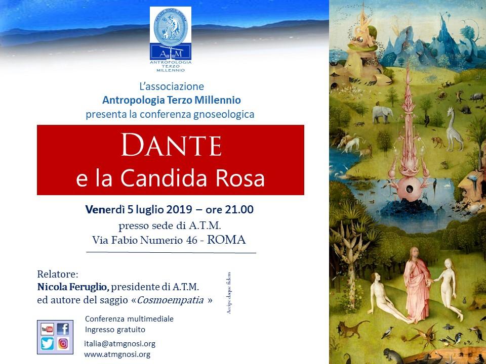 Dante e la Candida Rosa